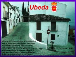 Ubeda - Juan Cato