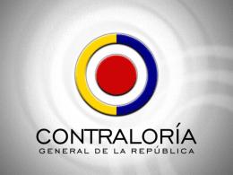 El Control Fiscal Participativo