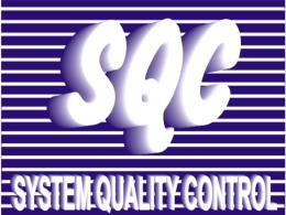 Sistema Control de Calidad - SQC.