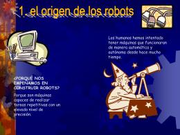 T10 CONTROL Y ROBOTICA - Techno