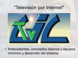 TvxInternet