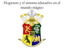 Hogwarts y el sistema educativo
