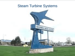 Steam Turbine Systems