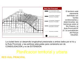 Diapositiva 1 - centro de documentación del programa urbal