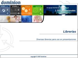 Librería tipo Windows Vista