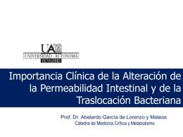 Traslocación y Permeabilidad Intestinal_2011_2012