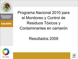 antecedentes - Comite de Sanidad Acuicola de Baja California Sur