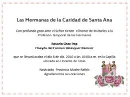 Descargar - Hermanas de la Caridad de Santa Ana