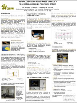 Poster-JCB_modif2 - Centro Nacional de Metrología