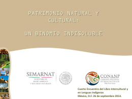 Presentación - Coordinación General de Educación Intercultural y