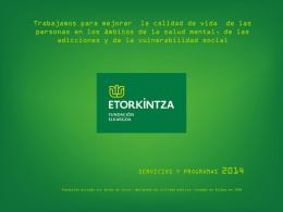 Salvia Hierro (Fundación Etorkintza)