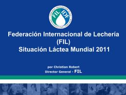 Federación Internacional de Lechería (FIL)