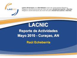 Situación IPv6 en América Latina y el Caribe