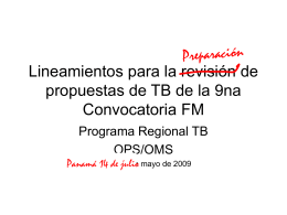 Slide 1 - Observatorio Latino