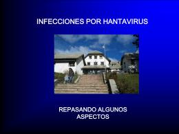 Actualización Hantavirus
