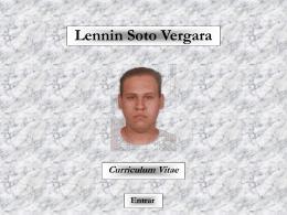 Lennin Soto Vergara - Universidad de Colima