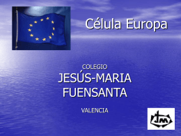 Celula_Europa_Jesus_Maria_Fuensanta