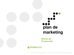Dear PowerPoint®* Users, - distribuidor de productos Herbalife