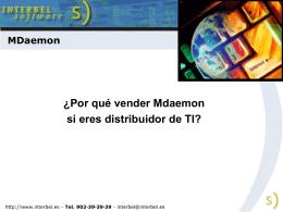 MDaemon - Interbel