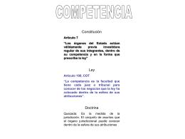 Competencia - Gonzalo Celis Palma