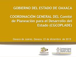 CG DE COPLADE CapPresisMunic