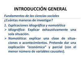 INTRODUCCIÓN GENERAL