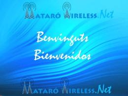 Grupo de Antenas MataróWireless