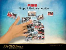 RSE Grupo Atlántida en Acción