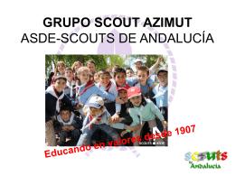 qué somos - Grupo Scout Azimut