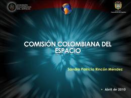 Comisión Colombiana del Espacio