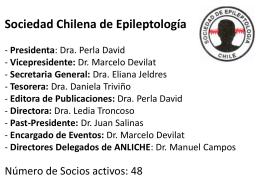 Sociedad Chilena de Epileptología