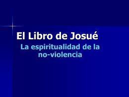 12 – Libro de Josué
