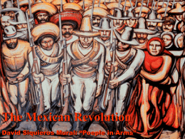 Mexico: The Taming of a Revolution