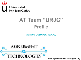 URJC - Agreement