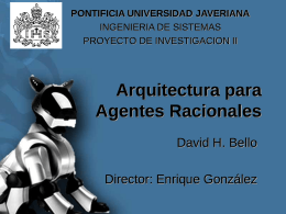 PPT - Pontificia Universidad Javeriana