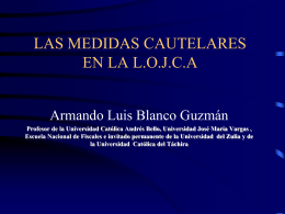 Ponencia Armando Blanco