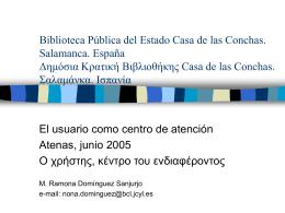 Biblioteca Pública del Estado Casa de las Conchas