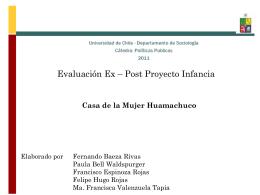 Casa de la Mujer Huamachuco