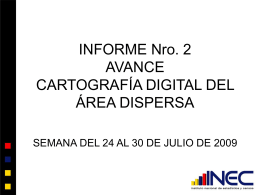 15_INFORME DE AVANCE15 (31julio09)