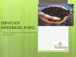 servicios integrales agro CEEBC