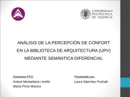 FASE 1. - RiuNet - Universidad Politécnica de Valencia