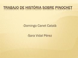 Pinochet/TRABAJO DE HISTORiA DE PINOCHET