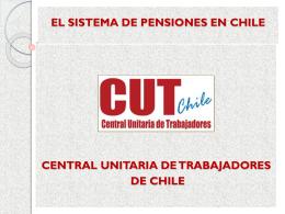 el sistema de pensiones en chile 2014