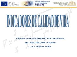 Diapositiva 1 - Comunidad Andina