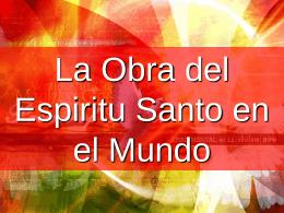 19 Y mientras Pedro pensaba en la vision, le dijo el Espiritu: He