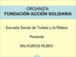Diapositiva 1 - Fundación Acción Solidaria