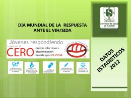 Vigilancia Epidemiológica de VIH/SIDA e ITS MUNICIPIOS CON