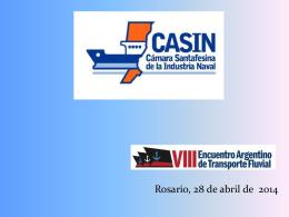Descargar - Encuentro Argentino de Transporte Fluvial