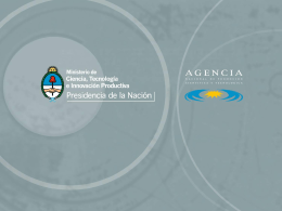 CREDITO FISCAL 2009 - Consejo Profesional de Ciencias