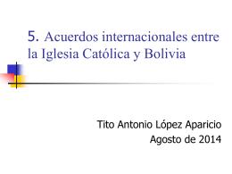 Iglesia y Estado en América Latina